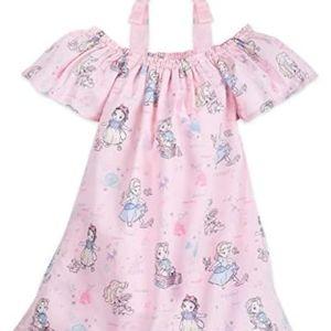 Disney Baby Princess Cold Shoulder Dress